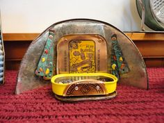 Tin Can Art, photo by Donna Thomas - Adventures of the Wandering Book Artists, instructor at the John C. Campbell Folk School | folkschool.org #folkschool #brasstown