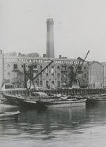 Tate & Lyle Thames Refinery