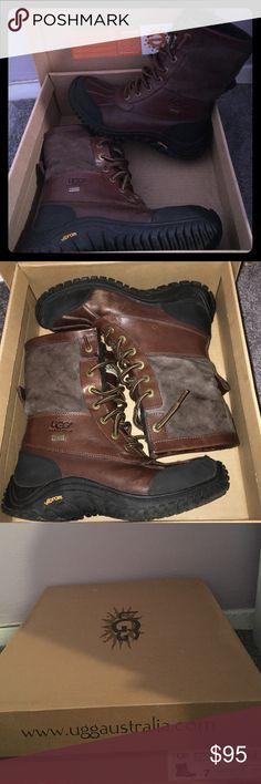 Ugg Adirondack Boot II Waterproof fabric UGG Shoes Winter & Rain Boots