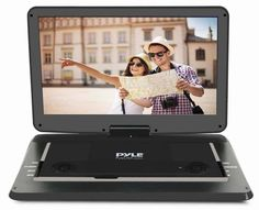 "Pyle 15"" Portable DVD Player"