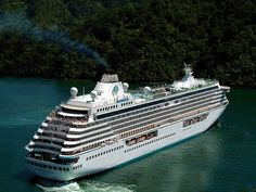 crystal serenity. I want to go n a cruise...