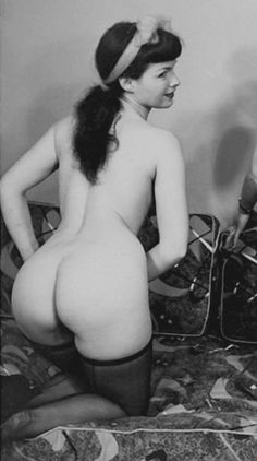 Bettie page nude images foto 260