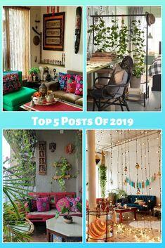 Top 5 Posts Of 2019 • One Brick At A Time Decorating Blogs, Interior Decorating, Interior Design, Diwali Decorations, Flower Decorations, Floral Chandelier, Amazing Decor, Wallpaper Panels, Indian Home Decor
