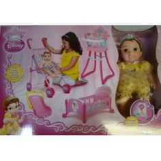 Tolly Tots -My First Baby Belle Royal Play Set