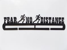 Fear no distance by LeatonMetalDesigns on Etsy