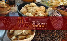 Festival Gastronômico Cozinha Raiz - http://superchefs.com.br/festival-gastronomico-cozinha-raiz/ - #ChefGilmarBorges, #EcologicVilleResort, #FestivalGastronômicoCozinhaRaiz, #Noticias