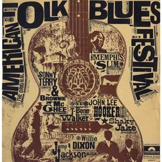 Blues poster love this!