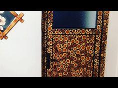 Sanat eseri natural odundan tabure- sehpa yapımı - YouTube