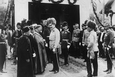 100 Jahre 1. Weltkrieg: Die Schüsse von Sarajevo hoben die Welt aus den Angeln. 28. Juni 1914: Franz Ferdinands Ankunft in Sarajevo. Mehr dazu hier: http://www.nachrichten.at/nachrichten/politik/erster-weltkrieg/Die-Schuesse-von-Sarajevo-hoben-die-Welt-aus-den-Angeln;art155459,1426596 (Bild: akg-images)