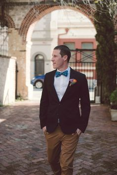 A Sweet Fremantle Cafe Wedding at Roundhouse Fremantle and Moore & Moore cafe with an intimate, vintage vibe. Groom Attire, Groom And Groomsmen, Wedding Styles, Wedding Photos, Wedding Ideas, Groom Style, Boutique, Bridal, Dog Grooming