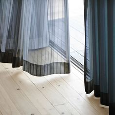this sheer sheer-curtains. Silk Curtains, Window Dressings, Window Coverings, Windows, Interior Design, Room, Modern Apartments, House, Palette