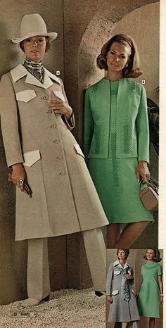 1970s Dresses & Skirts: Styles, Trends & Pictures