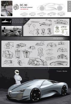 Excellent winner Li Yaobin Design Panel
