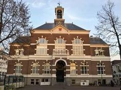 Apeldoorn - The old City Hall (Which I find much prettier)