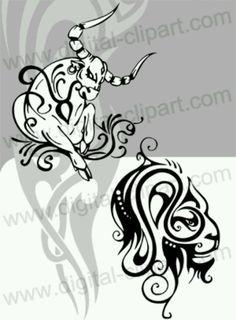 leo taurus combo tat custom tattoo tattoos pinterest see best ideas about leo and taurus. Black Bedroom Furniture Sets. Home Design Ideas