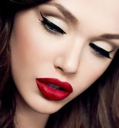 maquillaje profesional labios negros - Buscar con Google
