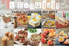 Recetario 2015 Tapas, Canapes, Hummus, Sandwiches, Food And Drink, Healthy Eating, Brie, Recipes, Cheese Bites