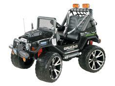 Peg Perego Gaucho Superpower 24V Ride-On