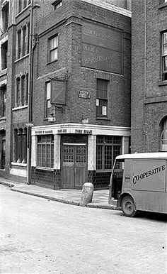 Town Of Ramsgate Public House,  Wapping High Street, Stepney, London