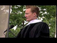 Conan O'Brien Delivers a Hilarious Speech at the 2011 Dartmouth Graduation