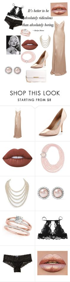 """""""Modern Marilyn Monroe"""" by soulmate-goals ❤ liked on Polyvore featuring Michelle Mason, Charles David, Lime Crime, Miu Miu, DaVonna, Hollister Co. and modern"""