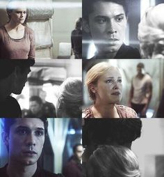 || The 100 - CW || #The100 || Bellamy Blake (Bob Morley) || Clarke Griffin (Eliza Taylor) ||