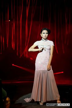 Rex Nicdao's Model: Mikka