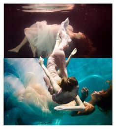 """Underwater Love..."" by katelyn999 ❤ liked on Polyvore featuring art"