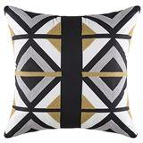 Zareen Cushion 50x50cm Mustard
