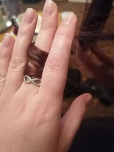 Ever And Ever, Infinity Symbol, Pictures Of People, Engagement Rings, Jewelry, Enagement Rings, Wedding Rings, Jewlery, Jewerly