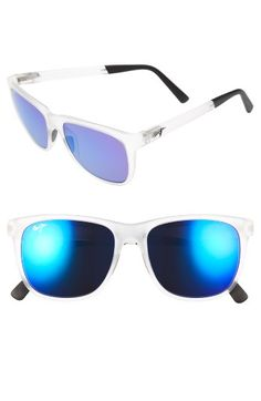 9c85bf45c8857 Free shipping and returns on Maui Jim Tail Slide 53mm Polarized Sunglasses  at Nordstrom.com