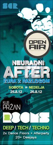 "Facebook banner - OPEN AIR* in ""neuradni"" AFTER ŽURA Z RAZLOGOM - 25.8.12"