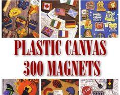 Plastic Canvas Books, Plastic Canvas Crafts, Glue Crafts, Plastic Canvas Patterns, Craft Patterns, Vintage Patterns, Christmas Nativity Set, Coaster Set, Finding Yourself