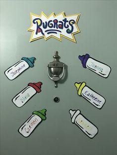 Rugrats Door Decs