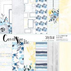 Blog – Pagina 3 – Creative Studio Creative Studio, Shadow Box, Palette, Floor Plans, Paper, Blue, Inspiration, Inspired, Biblical Inspiration