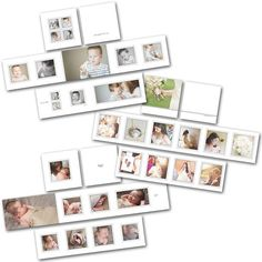 custom photo book template