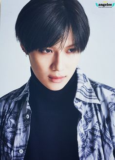 Taemin - SHINee World V in Seoul Postcard set (scan by angelee_taem - do not edit)