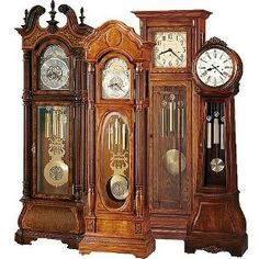 Time waits for no man … or woman. The grandfather clock in my parent's house stood in the corner of the dining room from the time of their marriage. This antique clock was a bargain at the. Antique Grandfather Clock, Grandmother Clock, Antique Clocks, Vintage Clocks, Tick Tock Clock, Clock Repair, Classic Clocks, Cool Clocks, Unusual Clocks