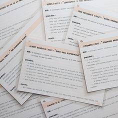 Indonesian Studyblr — // My go-to case study flashcards back in. School Organization Notes, Study Organization, College Notes, School Notes, Study Flashcards, School Study Tips, Study College, Pretty Notes, Study Hard