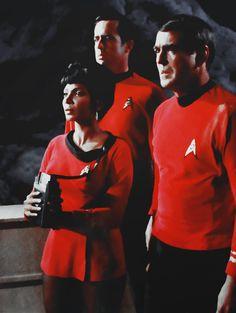 Star Trek (TOS) - Red Shirts Prevail