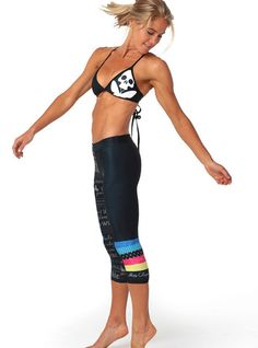World Champion H2O Capri love for running; 15% off TODAY only Feb 4; purchase on this link: https://Bettydesigns.refersion.com/c/be13b and enter CODE: LOVEBETTY15
