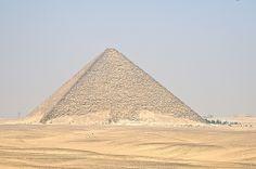 Sneferu's Red Pyramid, Dahshur