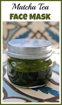 Matcha is an excellent ingredient for skin care. The same things that make it a healthy drink make it good for your skin! The antioxidants in Matcha may be helpful  in reducing inflammation, skin tone, reducing acne and increasing skin elasticity. Try this homemade Matcha Tea Face Mask - It'll leave your skin soft and refreshed!