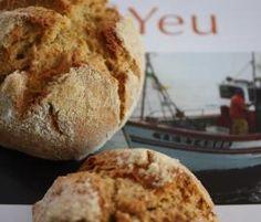 Recette Betchets de l'Île d'Yeu à la farine de maïs (SANS GLUTEN) par Marina.S - recette de la catégorie Pains & Viennoiseries