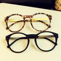 marca moda óculos frame 2013 grande caixa de metal óculos moldura redonda caixa de armação de óculos armação