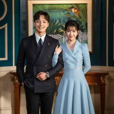 ManChan Couple😍😍😍❤️Perfect together ❤️❤️ . New Korean Drama, Korean Drama Movies, Korean Star, Korean Girl, Korean Actresses, Korean Actors, Korean Celebrities, Celebs, Kdrama