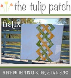 Helix Quilt Pattern