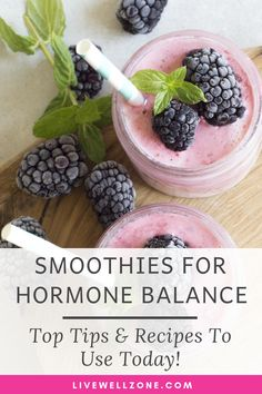 To boost your pcos diet, try some pcos smoothie recipes! Smoothies for hormone balance are great for Detox Smoothie Recipes, Fruit Smoothies, Healthy Smoothies, Healthy Drinks, Healthy Recipes, Diet Drinks, Delicious Recipes, Detox Smoothies, Healthy Weight