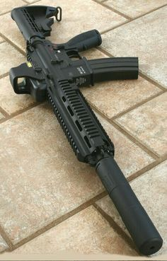HK-416.. dear Santa