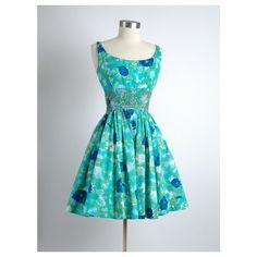 Vintage Fashion~50's via Polyvore